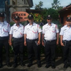 Nepalese Security Guards 1